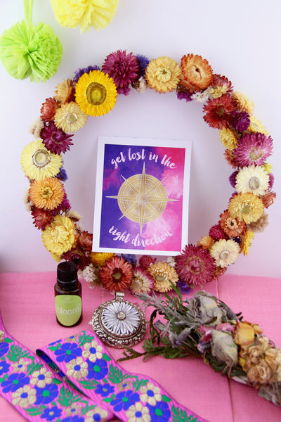Spring Altar at WomanShopsWorld