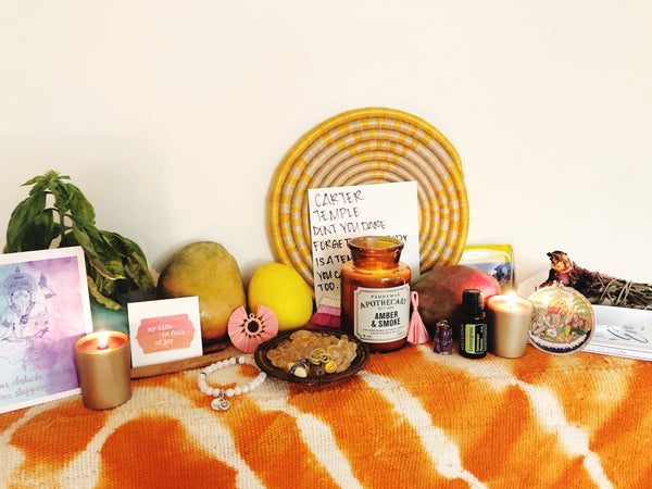 Summer Altar at WomanShopsWorld