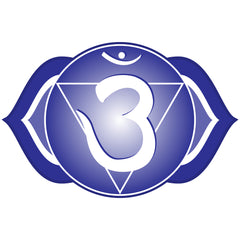 Third Eye Chakra Symbol from MiracleBotanicals.com