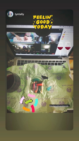 Virtual Craft Party