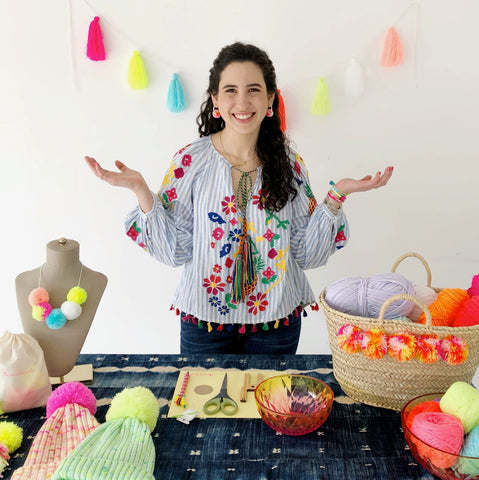 WomanShopsWorld interview with Marisa Morrison from The Neon Tea Party