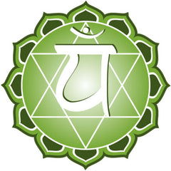 Heart Chakra Symbol from ChakraAnatomy.com