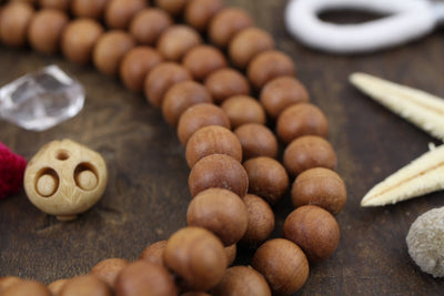 Authentic Sandalwood Beads