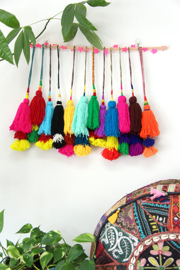 Put a Pom Pom on it Camel Swag Pom Pom/Tassel, 1 pc