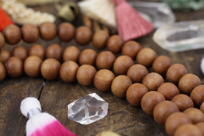 Fragrant Wood Beads