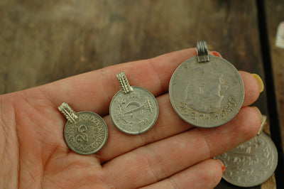 Vintage Coins for Jewelry and Craft Supplies