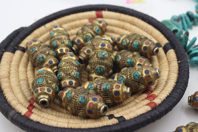 Globally Sourced Jewelry Making Beads