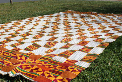 Extra Large Tribal Picnic Blanket