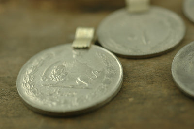 Afghani Coins for Gypsy Crafts