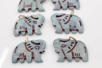 Unique Elephant Charms