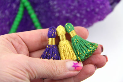 Mardi Gras:  Festive Party Gras Accessories