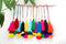 Put a Tassel On It : Bright Colorful Camel Swag Pom Pom/Tassel, 1 pc