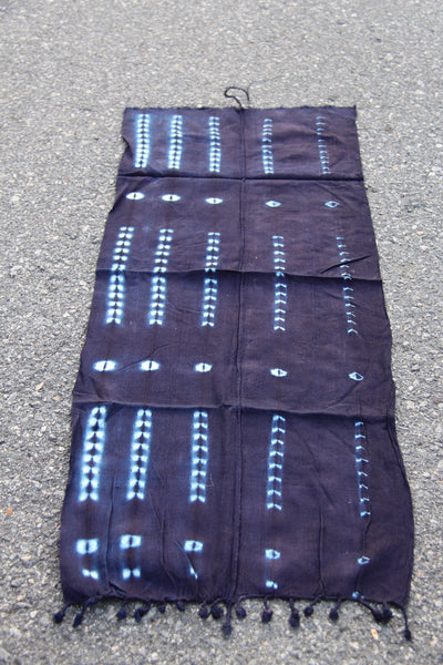 Dark Blue Picnic Blanket