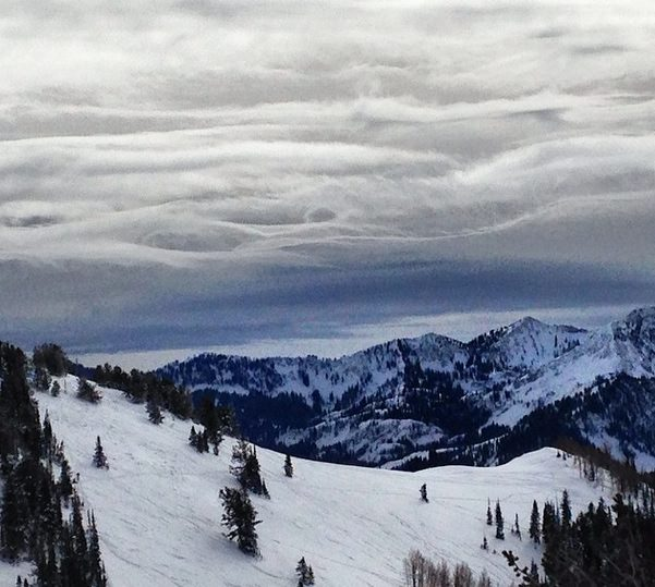 Canyons Resort January 4, 2015