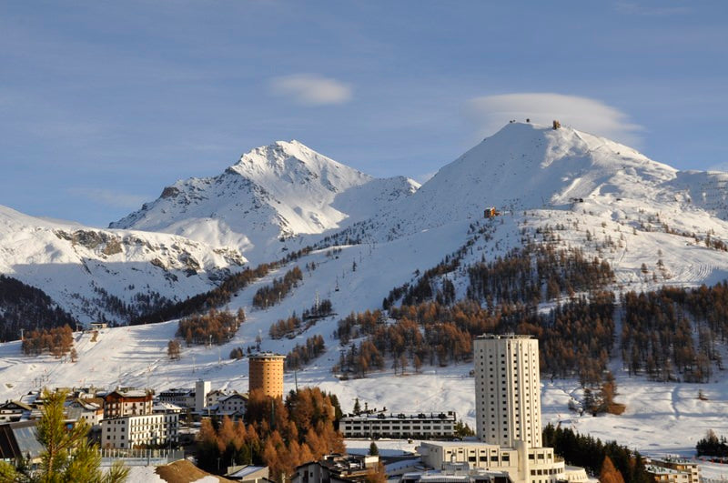 Sestriere Italy