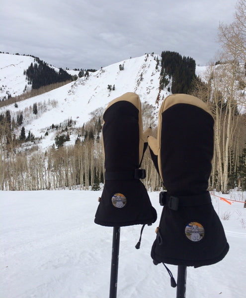 Canyons Resort and Free the Powder Mittens