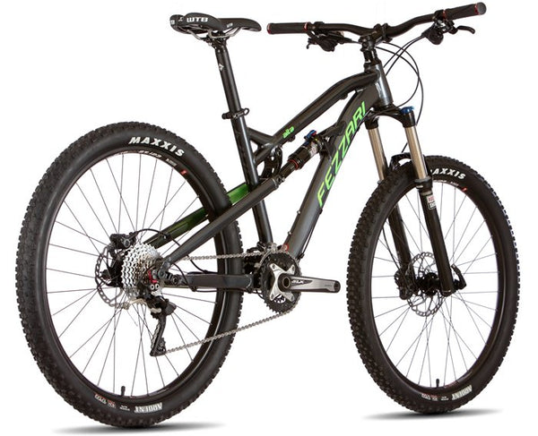 all-mountain enduro mountain bike