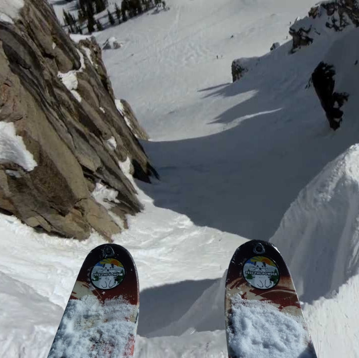 jackson hole wyoming corbet's couloir