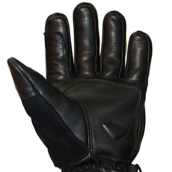 Leather palm of Free the Powder First Chair Glove