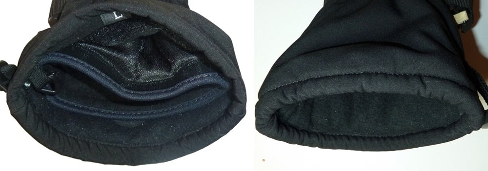 ski gloves removable versus fixed liners