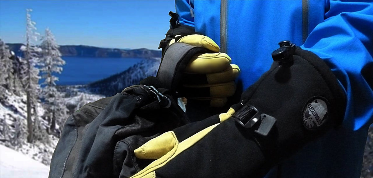 Free the Powder Ski Gloves Homepage