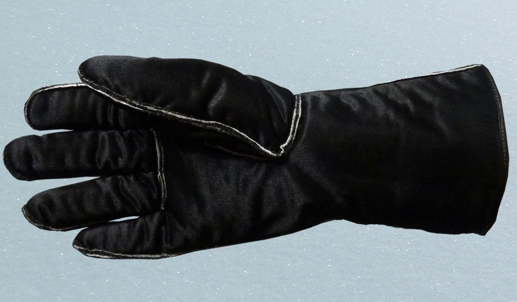 removable liner ski glove