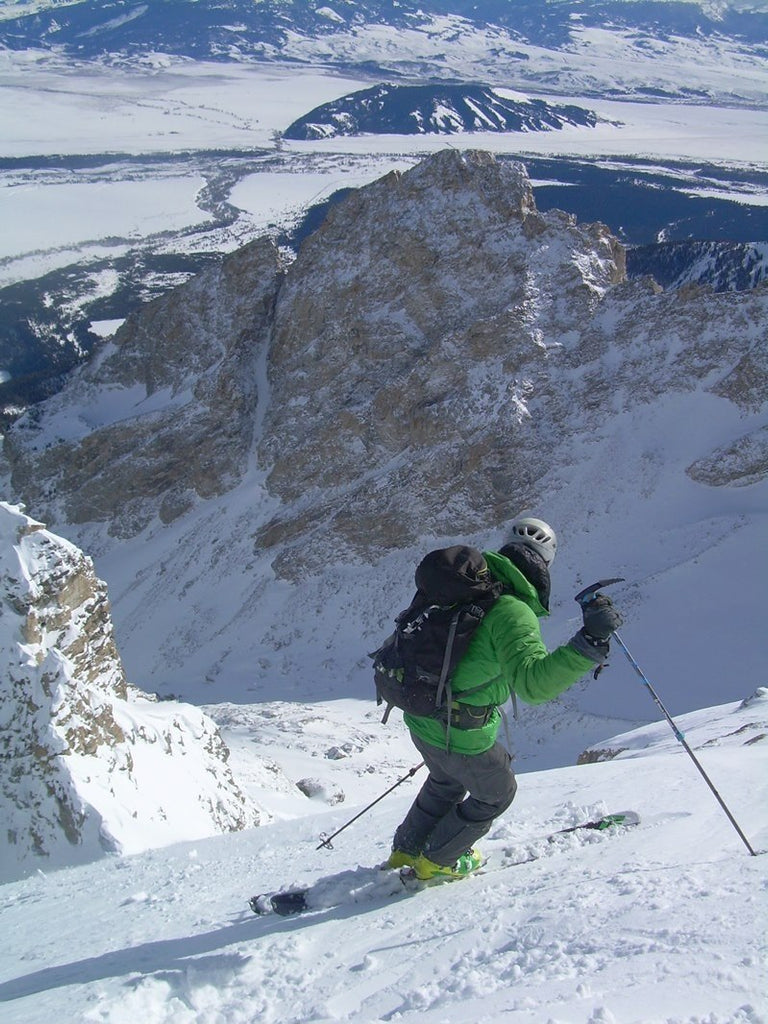 Jackson Hole Backcountry, Wyoming