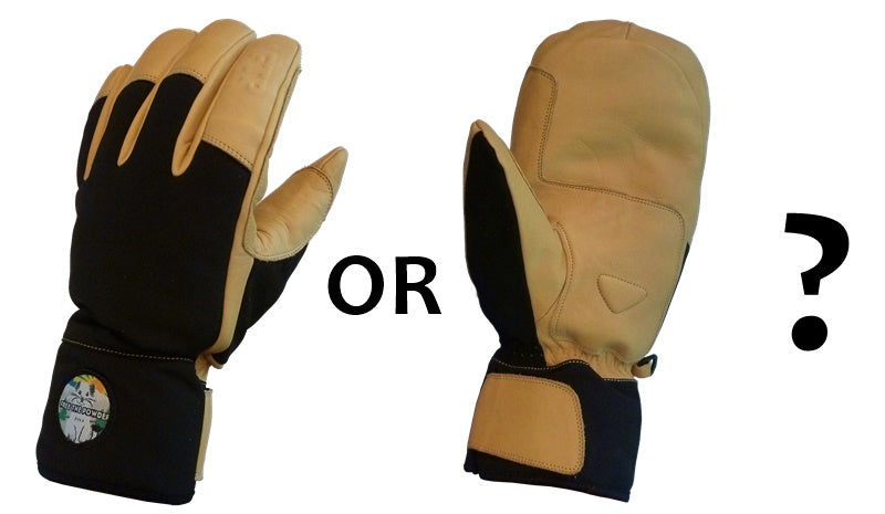 96c54d7a696b Gloves or Mittens  - Skiing   Snowboarding - Free The Powder Gloves