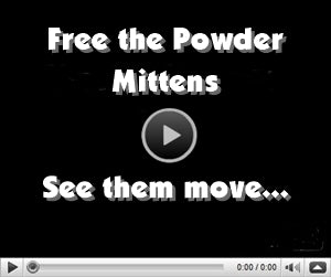 free the powder mittens video