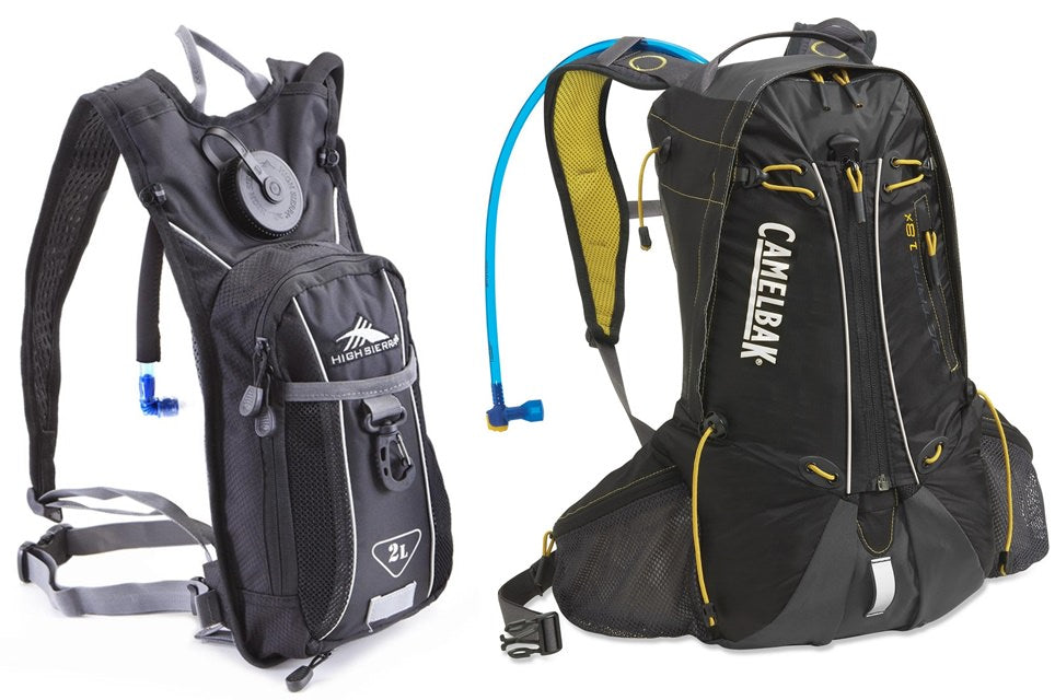 hydration pack for mountain biking