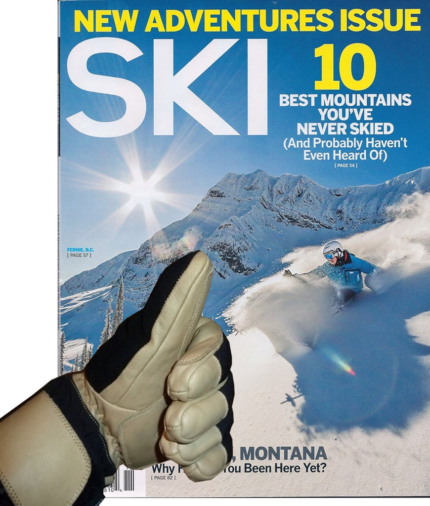 ski magazine free the powder