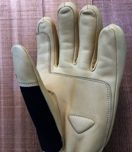 palm sx ski glove with reinforcement patch free the powder