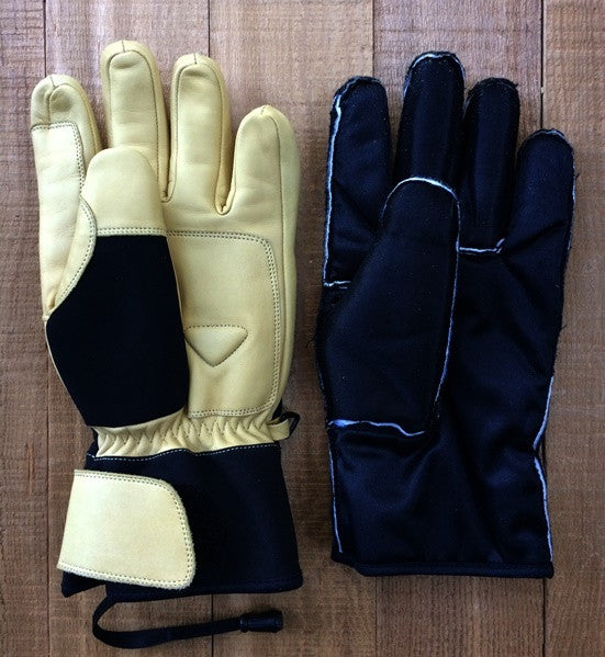removable liner sx ski glove free the powder