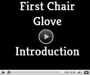 video page for First Chair Ski Glove