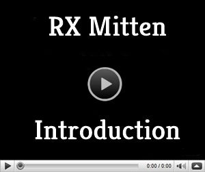 video page for RX Ski Mitten