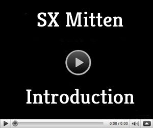 video page for SX Ski Mitten