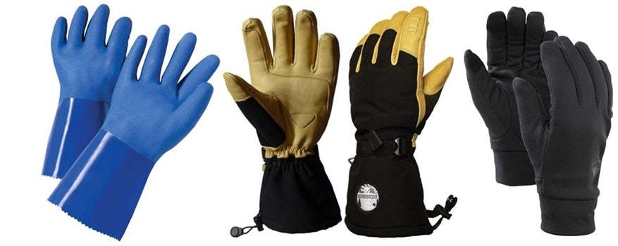 Water-Proof Ski Gloves  The best methods for waterproofing - Free ... 8c003f124ad4