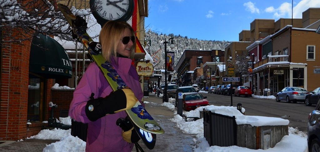 women's ski mitten fashion