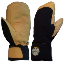Load image into Gallery viewer, SX Mitten - Short Cuff Ski Mitten w/ Removable Liner
