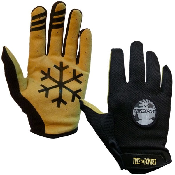 MX Glove by Free the Powder. Mountain biking.