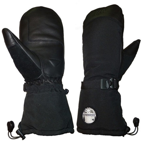 polar mittens for snowboarding