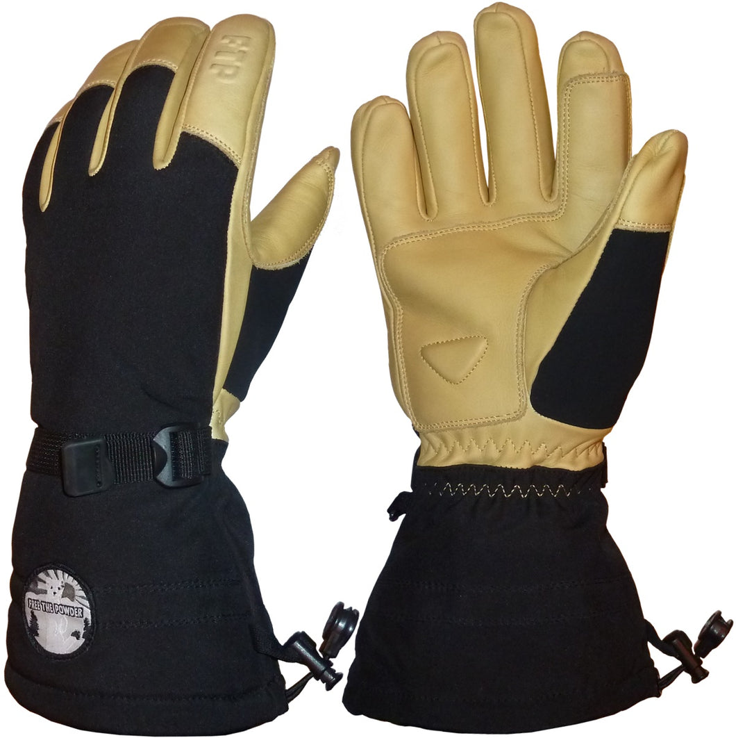RX Pro ski glove by Free the Powder