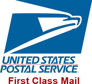 USPS First-Class Mail Charge