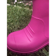 Load image into Gallery viewer, Lightweight Kids Dino Boot - Pink