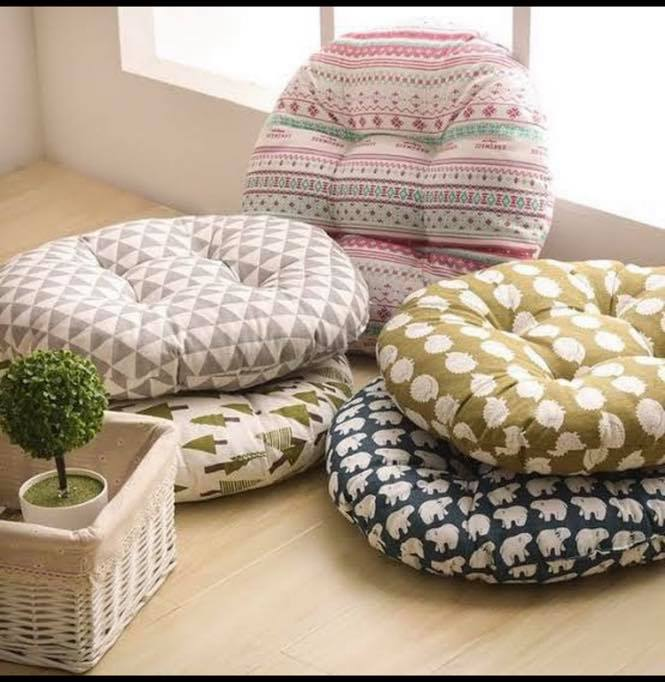 Floor Pillows