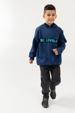 Boy Hoodie-Jog Pants Set Be Unique
