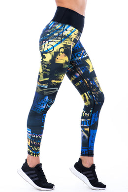 Sumezu - womens leggings urban2 left