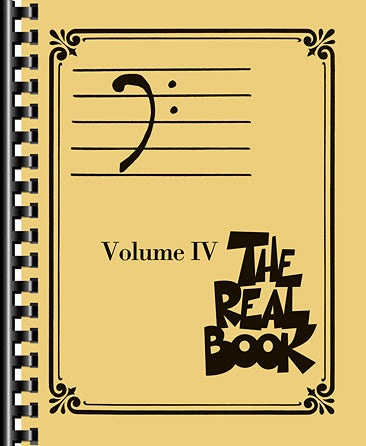 The Real Book - Bass Clef Edition - Volume IV