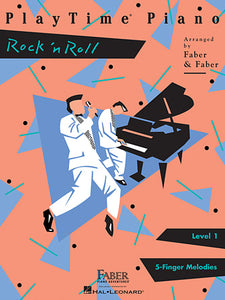 Faber Piano Adventures PlayTime Piano Rock'n'Roll Level 1