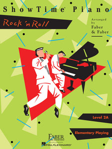 Faber Piano Adventures ShowTime Piano Rock'n'Roll Level 2A